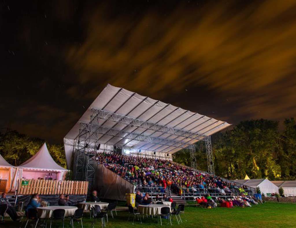 Open Air Kino Lyss