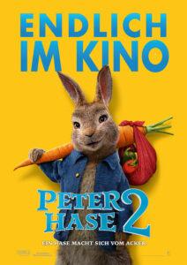 Vorpremiere! PETER HASE 2 – Ein Hase macht sich vom Acker